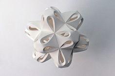 Paper Sculpture - Modular