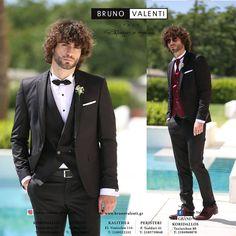 "BRUNO VALENTI men's style on Instagram: ""Κοστούμια για το καλοκαίρι 2019 στα καταστήματα BRUNO VALENTI! #bruno_valenti_men #guylaroche #pierrecardin #aslanis…"""