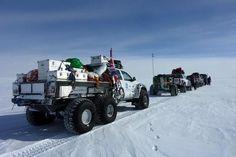 Toyota Arctic trucks