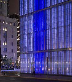 7 World Trade Center 7 World Trade Center, Lower Manhattan, Master Plan, Texture Design, Facade, Blinds, Tower, Architecture, Lighting