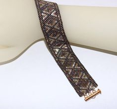 Beads Pattern Includes: Bead Legend: { this includes a picture of the finish bracelet, bead color #, count of each color bead used for this Design and where the beads where purchased.} Bead Chart: Easy to follow. Bead Word: Easy to Follow. Measurements: 7 long or length needed X 1
