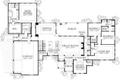 Henry approved. House Plan 3974-06 - The Sutton - interiors-designed.com