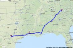 Editable, Custom Driving Directions from 306 Sky Valley Court, Seymour, Tennessee to Lackland Air Force Base in San Antonio, Texas