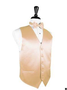 Mandarin Orange Palermo Fullback Tuxedo Vest /& Tie Prom Wedding Diamond Print