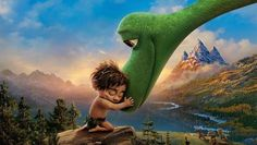 The Good Dinosaur Edible Cake Topper – Trish Gayle Sam Elliott, The Good Dinosaur, Disney Animated Movies, Disney Movies, Pixar, Image Monster, Make Mine Music, Sleeping Beauty 1959, Walt Disney Co