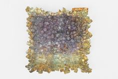 Mira Woodworth. Recycled Glass.