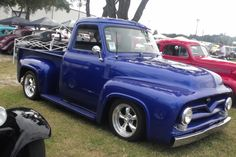 Vintage Ford Truck Restoration Parts & Accessories - National Parts Depot Old Pickup Trucks, Hot Rod Trucks, New Trucks, Cool Trucks, 1979 Ford Truck, 1954 Ford, Classic Ford Trucks, American Racing, Ford Bronco
