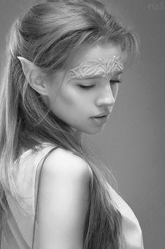 Model: Dasha (KModels)  MUA & Hair: Olivia Jameson  SFX: Oleg C'os  Style: Nataly Oleynik