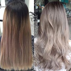 Hay guys here we have our lovely client Shirley! It has been 3months since she last had her ️color lightened and her hair has grown out beautifully! with the big help of @olaplex @olaplexau we did a full color lift then toned her with a gorgeous pearl ash blonde absolutely Gorgeous #hair #olaplex #guytang #vegas_nay #hairtransformation #melbournehairdresser #melbournehairsalon #classycutshairsalon #classycutshampton #classycuts #colorcorrection #behindthechair #beautifulhair ...