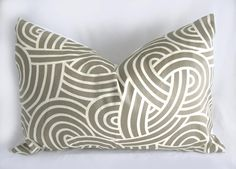 Decorative Pillow Cushion Cover  Accent Pillow  Throw by kLuxdeco, $28.00