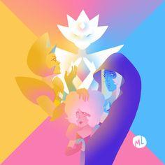 The Four Diamonds || Steven Universe