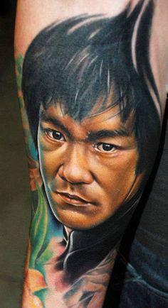 Tattoo Artist - Kyle Cotterman   www.worldtattoogallery.com/tattoo_artist/kyle_cotterman