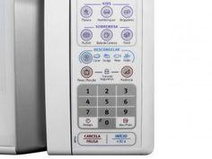 Micro-ondas Electrolux MEP41 31L - com Menu Dia a Dia e Kids