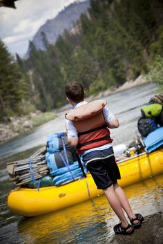 Idaho whitewater raft trips Middle Fork and Salmon River Fairs And Festivals, Family Adventure, Rafting, Idaho, Fly Fishing, Boats, Salmon, River, Vacation