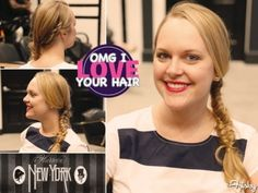 Oh My God I Love Your #Hair: The French-To-Fishtail Deconstructed #Braid
