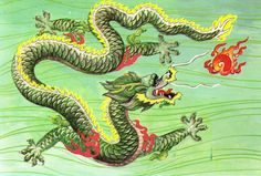 The Chinese associated the aurora with dragons – some suggest that aurorae are the origin of the Chinese dragon. Although the Chinese dragon. European dragon is malevolent, the Chinese dragon is a symbol of wisdom and good fortune. Water Dragon, Green Dragon, Koi Dragon, Dragon Boat, Chinese Dragon Art, Dragon Occidental, Dragon Mythology, Imperial Dragon, Dragons