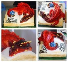 Wow, Game of thrones cake?