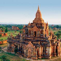 Golden Myanmar & the Alluring Irrawaddy - Avalon Waterways