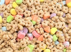 Including dyes, sugars and a home-cleaning chemical, the ingredients in a box of Lucky Charms cereal are magically malicious!