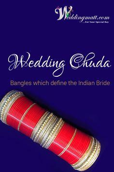 Gift from mama to bride which stays back with her for months  #WeddingMatt #WeddingCollection #WeddingChura  Shop Now:- http://www.weddingmatt.com/wedding-accessories/bridal-churas.html