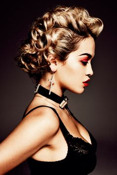 Rita Ora by Damon Baker for Interview Germany