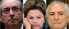 Entre os 513 deputados da Câmara, 108 votaram favoravelmente à cassação do ex-presidente da Câmara Eduardo Cunha (PSDB-RJ), ao impeachment da ex-presidente Dilma Rousseff e à continuidade da denúncia contra o presidente Michel Temer por corrupção passiva. A lista foi compilada pelo blog do... Baixe Nosso aplicativo para Android: https://goo.gl/4VxWhE