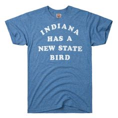 +HOMAGE++Larry+Bird+Indiana+State+Basketball+T-Shirt+-+$28.00