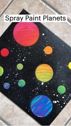Cute Canvas Paintings, Diy Canvas Art, Cool Art Drawings, Art Drawings Sketches, Diy Arts And Crafts, Painting Techniques, Art Tutorials, Cute Art, Creative Art