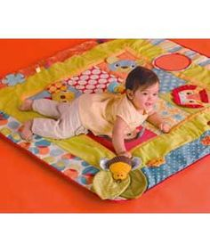 Infantino Jumbo 'Patchwork' Play Space.