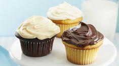 Cupcakes mit Schokoladencreme: Das Rezept zum Nachbacken - Sweet & Easy - Enie backt - sixx