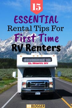 15 Essential Rental Tips For First Time RV Renters Rv Camping Tips, Camping Essentials, Camping Trailers, Travel Trailers, Camping Products, Camping Checklist, Camping Outdoors, Camping Ideas, Travel Trailer Rental