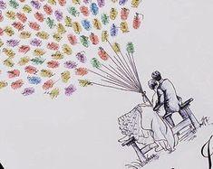 Arbol de Huellas: El recuerdo perfecto para tu Boda Imprimibles | Preparar tu boda es facilisimo.com