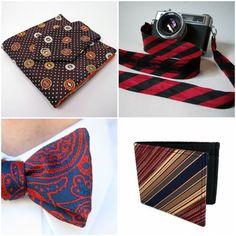 Reuse ties ~ for gents