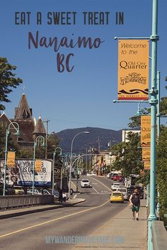 Nanaimo, British Columbia is home to more than its namesake dessert, it's a wonderful city on Vancouver Island to explore. Canada Travel, Travel Usa, Columbia Travel, Toronto, Europe Destinations, Ottawa, Quebec, Montreal, Nanaimo British Columbia