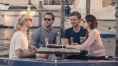 Picnic Boats!  Rent for a few hours and tour and byo picnic  Her på siden kan du leje både hos GoBoat. Terminalen ligger på Islands Brygge og herfra kan du sejle rundt og nyde Københavns Havn. Der kan være optil 8 personer i båden.