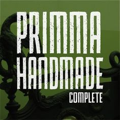 Primma Handmade Complete