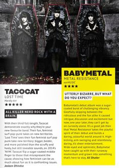 RT @nwarhTehT: Metal Resistance reviewed in the new issue of...