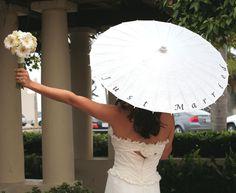 Esta Noche Soy Una Princesa: Plan B: Sombrillas de boda