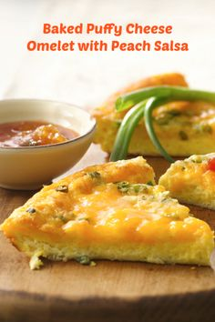 Add something cheesy to your family's breakfast with a 5 ingredient omelet!
