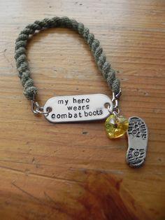Boot Band Bracelet @Karen C. Harrington Get matching ones? :)