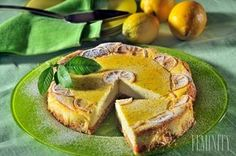 Citrónový cheesecake: Svieža chuť, ktorú si zamilujete