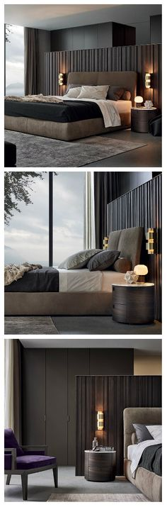 Peace & serenity. How your bedroom should welcome you.
