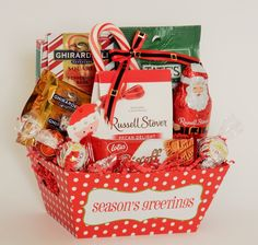 Season's Greetings Snack Gift Basket Business Profile, Novelty Items, Gift Baskets, Floral Arrangements, Party Favors, Custom Design, Gift Wrapping, Seasons, Snacks
