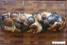 Double Chocolate Chip Challah Recipe on Yummly. @yummly #recipe