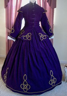 FOR ORDERS ONLY Custom Made 1860s Victorian by MissLisa1867