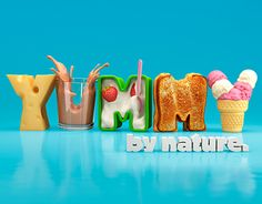 CRAZY COLLECTION OF AMAZING 3d TYPOGRAPHY. Presented here is a curated gallery of previously unpublished projects on the Behance network. The work includes advertising, editorial. pitch and personal work.