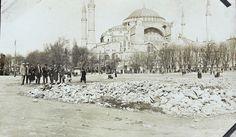 Eski İstanbul / Ayasofya / 1930