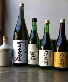 Japanese Sake 日本酒 with sushi...heaven!