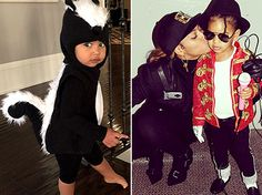 10 Best Celebrity Halloween Costumes 2014: North West, Blue Ivy Lead - Us Weekly