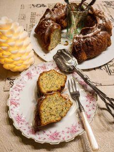 Sonntags - Kaffee Kuchen mit tollem Aroma #mohnkuchen #rührteigkuchen #orangenkuchen #saftigerkuchen